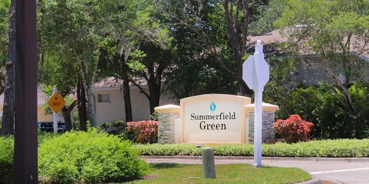 Summerfield Green Entrance in LWR