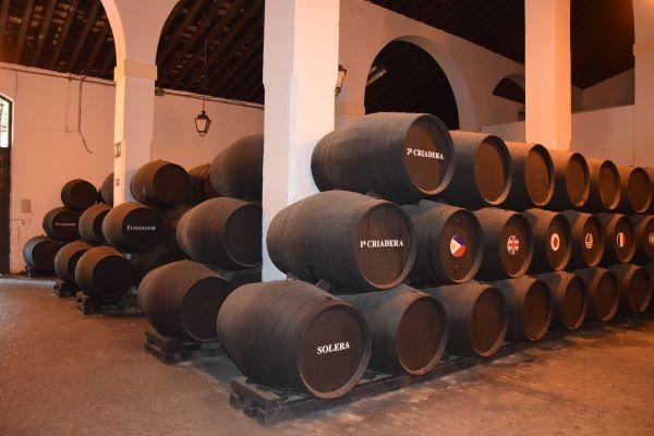 Solera fundador Jerez de la frontera jerez sherry Explore la tierra Cadiz