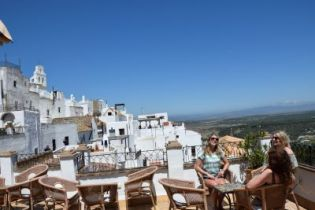 Tapas and sherry main image daytour in Vejer de la Frontera con Explore la Tierra viewpoint