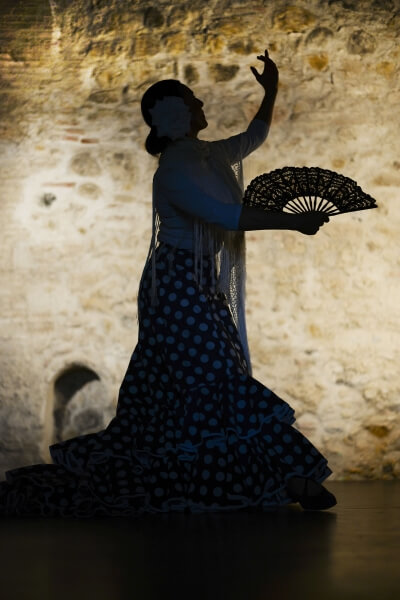 Flamenco dancing and music origin