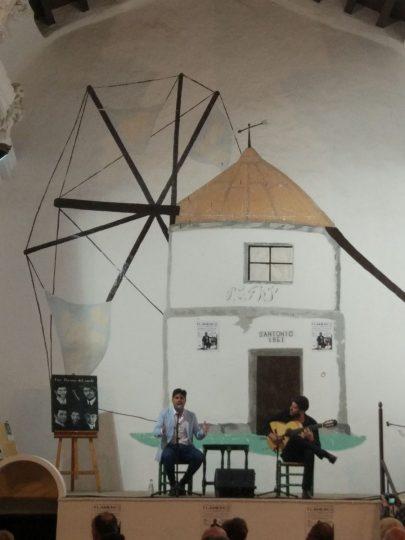 set image flamenco Vejer de la frontera