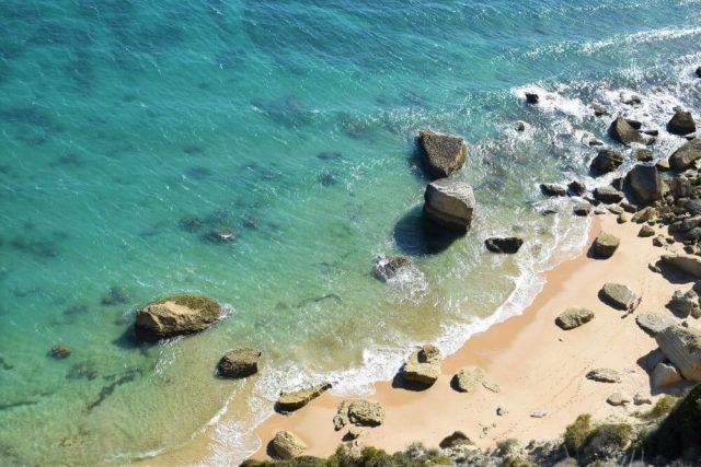Hidden Beach Las Breñas Cádiz