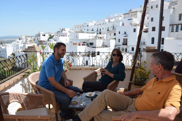 Foto Sherry & Tapa tour Explore la Tierra Vejer de la Frontera, Cadiz