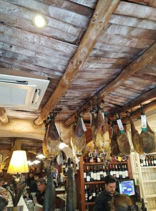 Local traditional bar in Cadiz