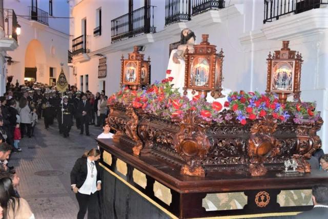 Thursday Easter in Vejer de la Frontera