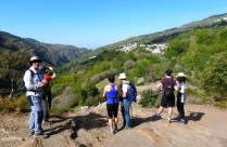Vacaciones de senderismo en Granada en parques naturales Tour operadores España