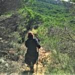 Ruta senderismo parque natural del Estrecho desde Cerro San Bartolome a Bolonia