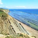 Flysch formación geológica Ruta senderismo guiado privado Tarifa Cádiz