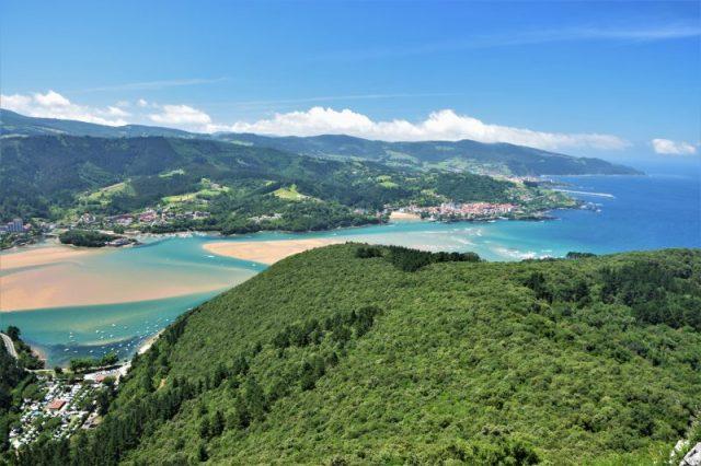 senderismo y naturaleza España reserve in Basque country