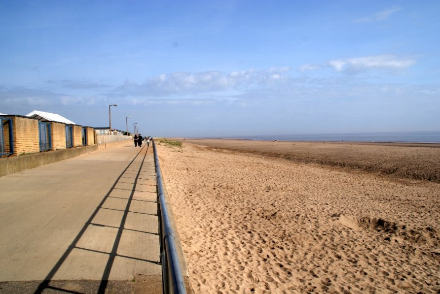 Winthorpe Beach Winthorpe Lincolnshire
