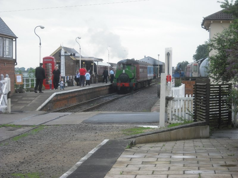 The Lincolnshire Wolds Railway Ludborough Lincolnshire