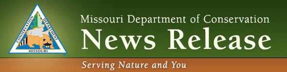 Missouri Department of Conservation News Release
