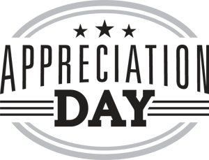 Appreciation Day from Ms. Angela and Ms. Brigitte's