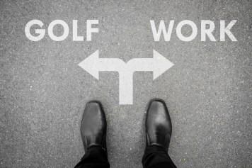 Golf Business Trip