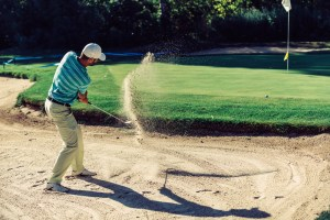 Tips for Getting Out of a Sand Trap