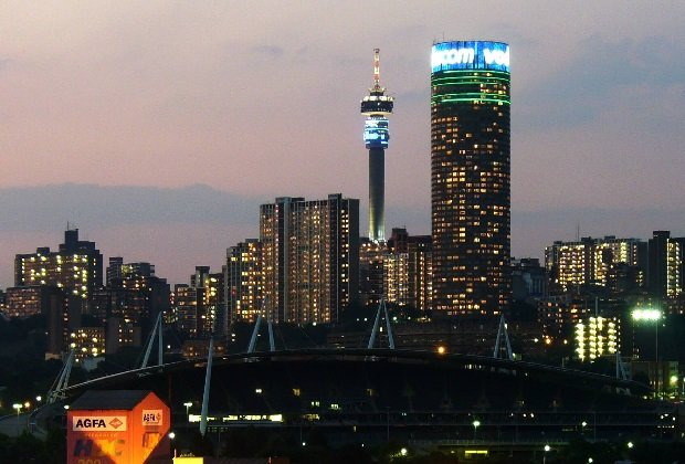 Flights to South Africa from Sydney