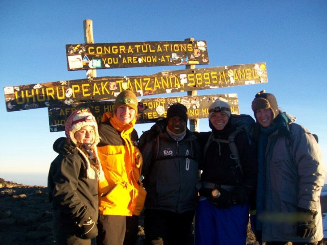 Reaching The Highest Point in Africa – Mount Kilimanjaro