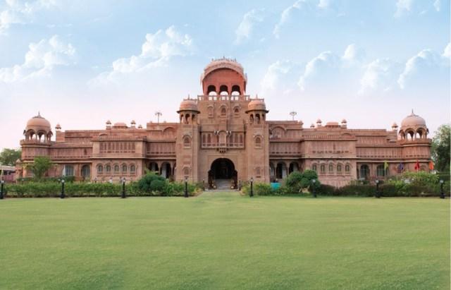 Laxmi Niwas Palace, best Heritage hotel in Bikaner