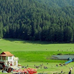 Places of interest around Khajjiar