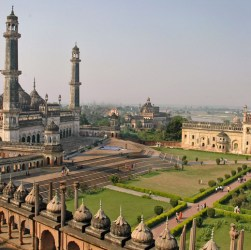 Attraction points of Lucknow