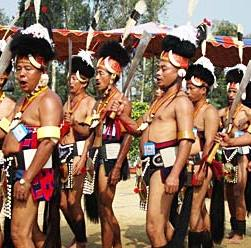 Tourist place of Nagaland