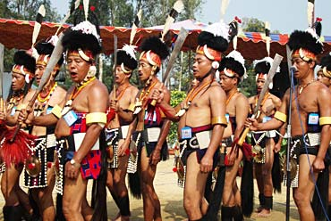 Tourist place of Nagaland