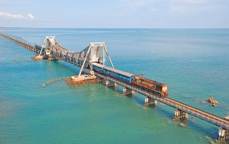 Holy sites around Rameswaram
