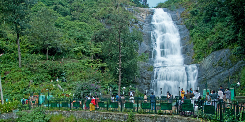 Tourist points of Kodaikanal