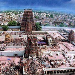 tourists attraction in Madurai