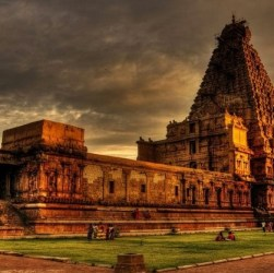 Tourist attraction of Thanjavur