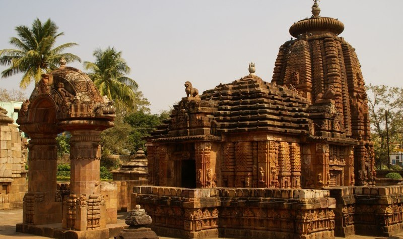 famous temples in Bhubaneswar