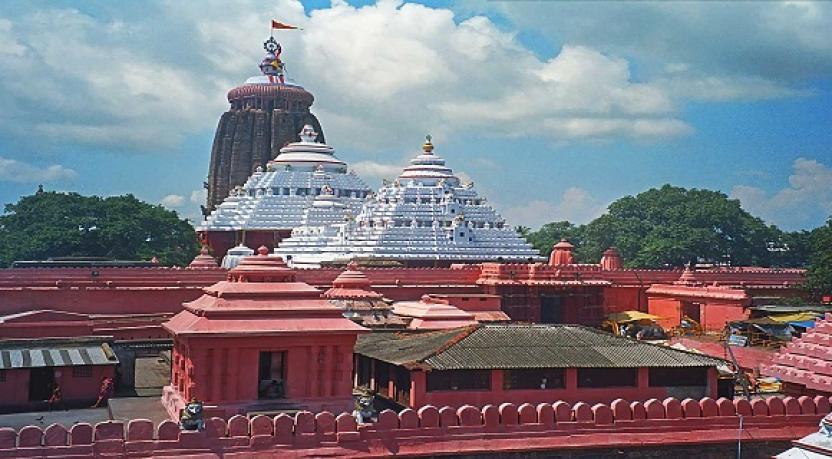 Luggage facility at Jagannath Temple