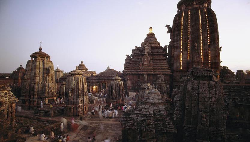Lingaraj Templetiming