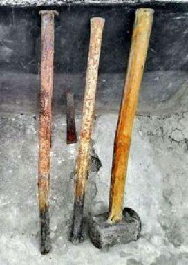 tools of dashrath manjhi