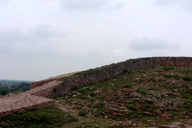 cyclopean wall rajgir