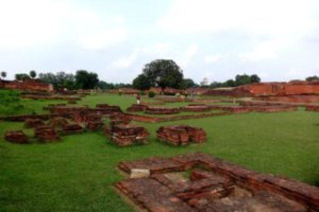 Ruin of Nalanda Ancient University