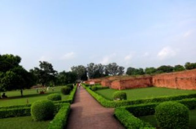 university compound heritage site