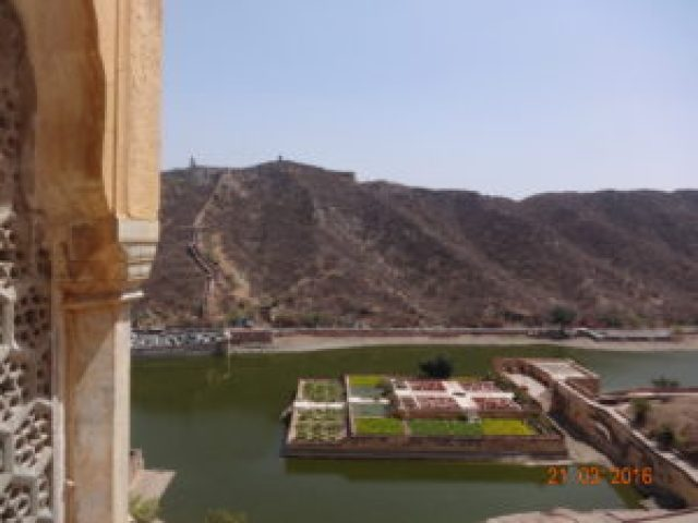 Maotha Lake, Amer Fort