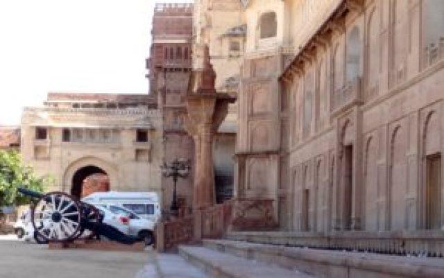Junagarh Fort of Bikaner