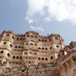 Mehrangarh fort is pride of Jodhpur