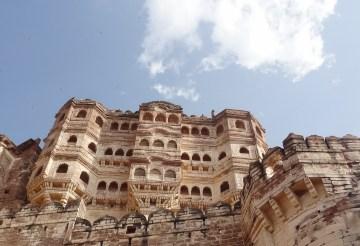 Mehrangarh fort is pride of Jodhpur