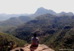 Priyadarshani view point, Pachmarhi