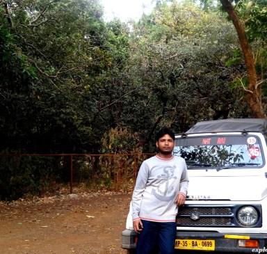 Adventure around Pachmarhi