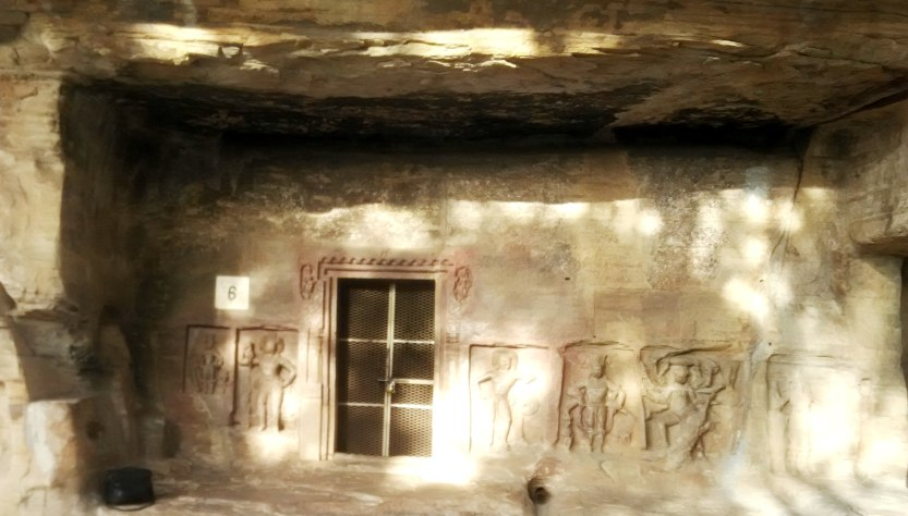 Udayagiri caves, Madhya Pradesh
