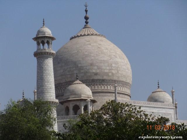 Minarets and Big dome