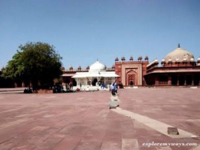 Tomb of Sheikh Salim Chishti-2