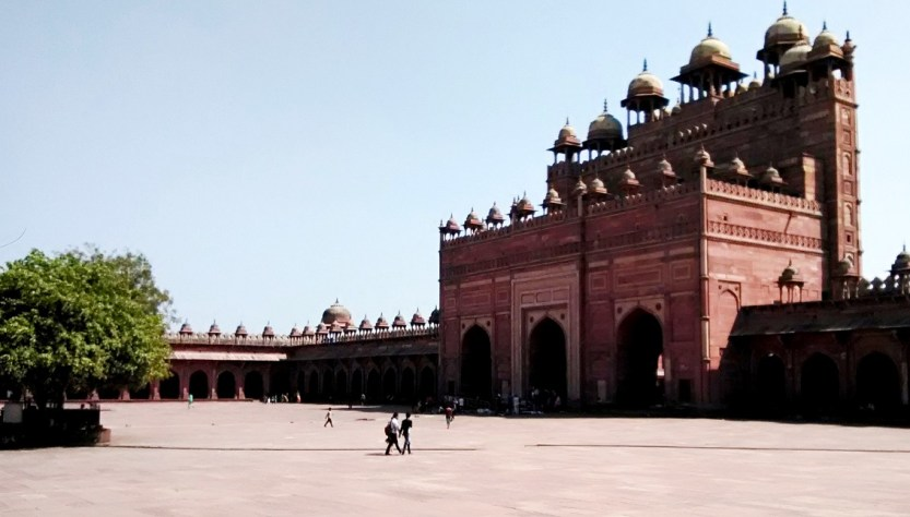 sites of Fatehpur Sikri