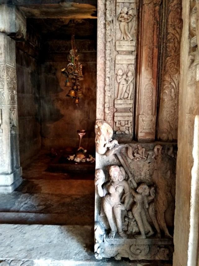 Living temple of Bateshwar