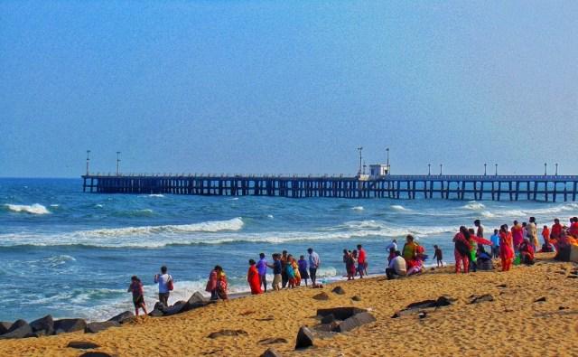 beach in tamil nadu
