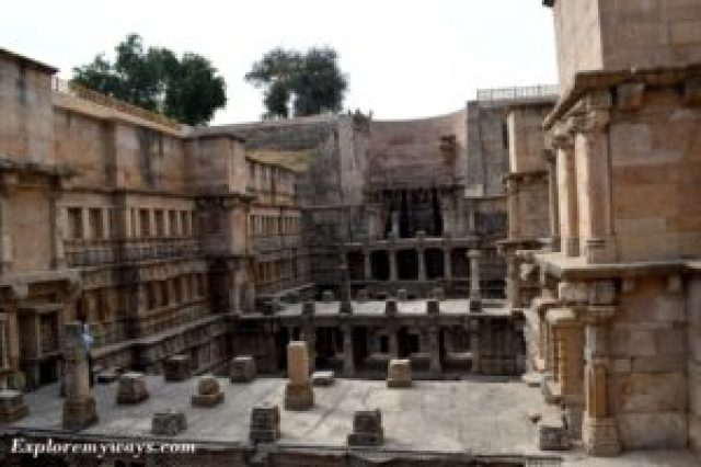Pics of Famous Rani ki vav step-well in Patan
